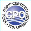 Certified Pool and Spa Operator Logo
